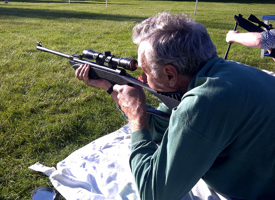 Air Rifle Target Shooting Hire