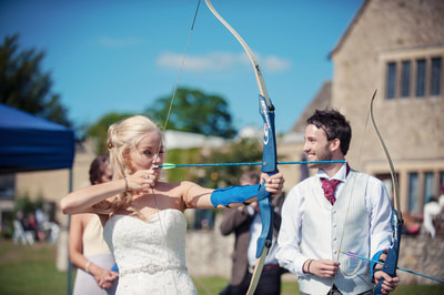 wedding archery London