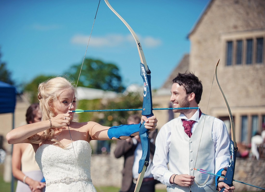 Target Archery for Weddings